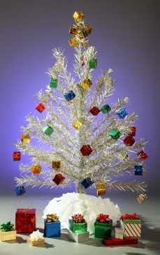 Aluminum Christmas Tre